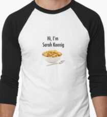 And this is cereal Men's Baseball ¾ T-Shirt