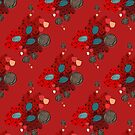 Red Poppy Seeds by mariabogade
