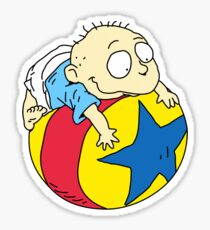 Tommy Pickles from The Rugrats Sticker
