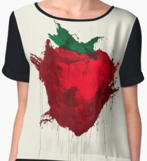 Strawberry from Across the universe Women's Chiffon Top