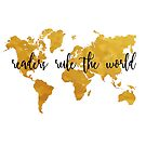 Readers Rule the World by TheYABookaholic