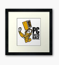 PC Master Race Framed Print
