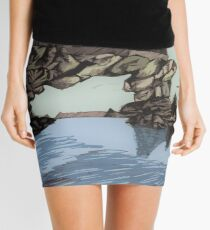 Solitude Sunrise Mini Skirt