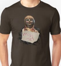 Annabelle the Doll Unisex T-Shirt