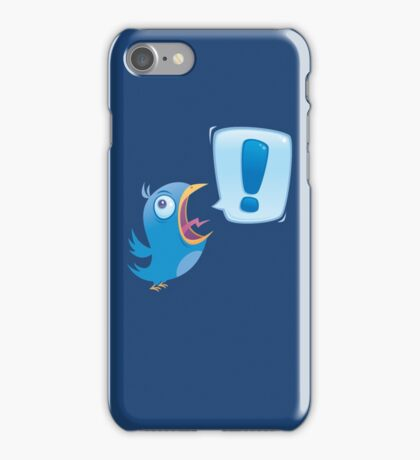 TWEEEEET!!! iPhone Case/Skin