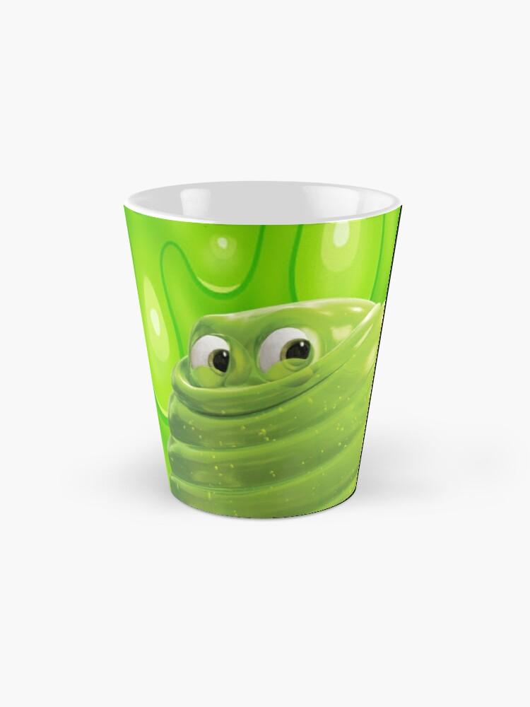 Alternate view of GREEN SLIME BLOBBY Mug