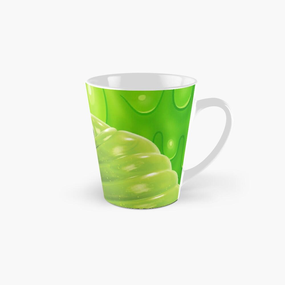 GREEN SLIME BLOBBY Mug