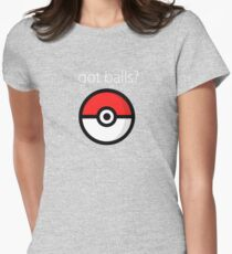 Pokemon Womens Fitted T-Shirt