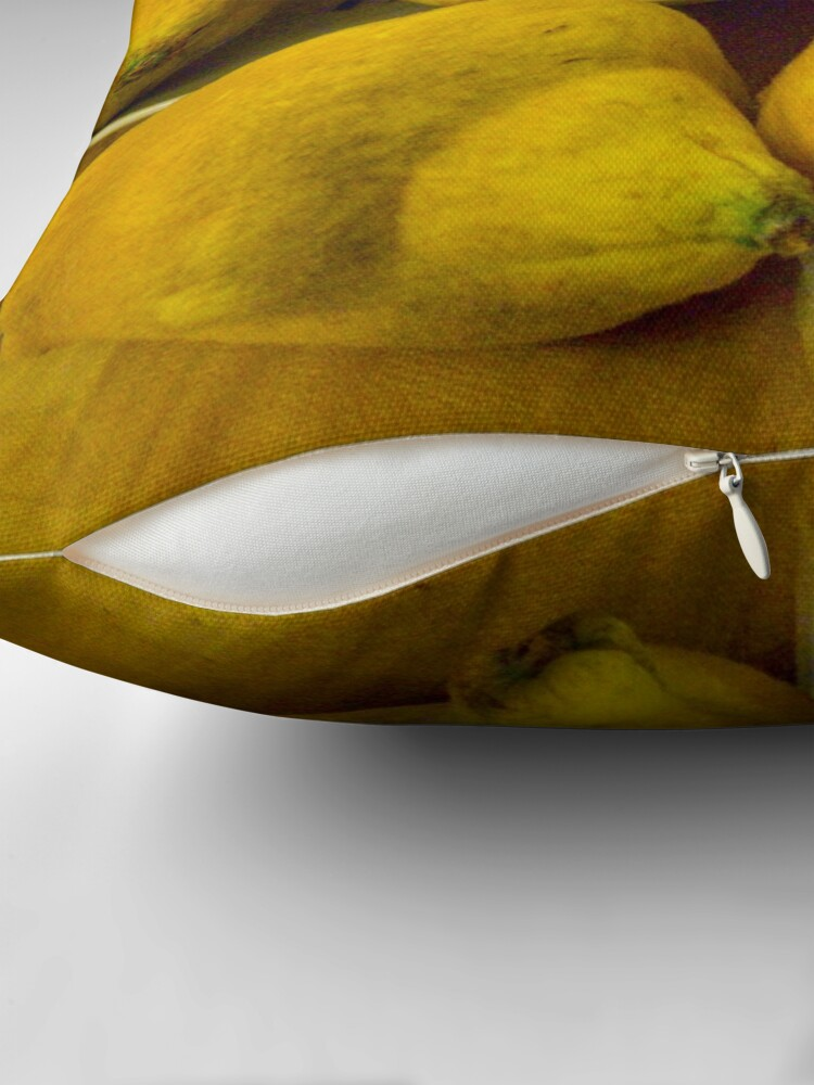 Alternate view of Quince Throw Pillow