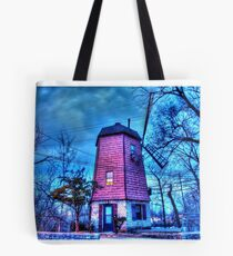 Windmill HDR Tote Bag