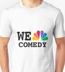 NBC we peacock comedy T-Shirt