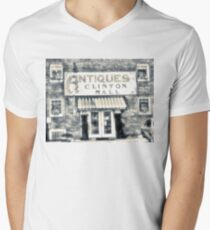"""""""Antiques... Clinton Mall, #4""""... prints and products T-Shirt"""