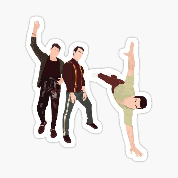 jonas brothers Sticker