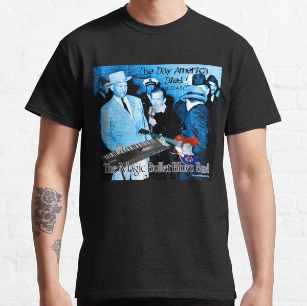 The Magic Bullet Blues Band Classic T-Shirt