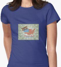 Vote 2016 Presidential Election Retro T Shirt