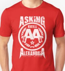 Asking Alexandria England Rock N' Roll From Death To Destiny T-Shirt