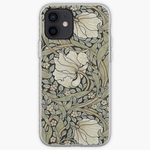 """william Morris """"pimpernel"""" 1. iPhone Soft Case"""