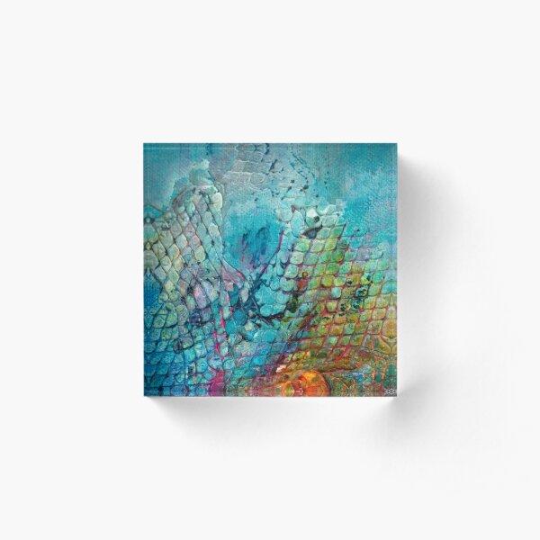 Hidden Depths (Frag 5) Acrylic Block