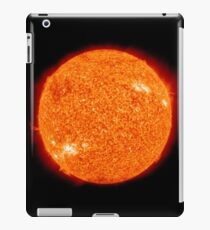 The Sun with Solar Flares iPad Case/Skin