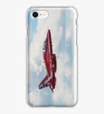 Red Arrows iPhone Case/Skin