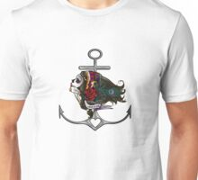 DAY OF THE DEAD ANCHOR Unisex T-Shirt