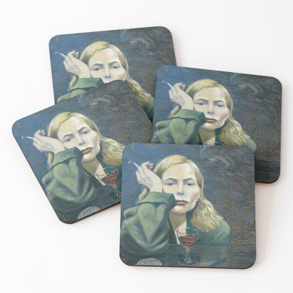 Joni Mitchell - You've Changed Coasters (Set of 4)