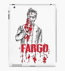 Steve Buscemi in Fargo iPad Case/Skin