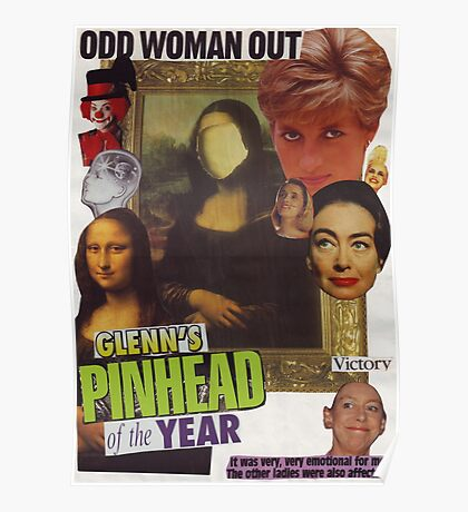 Odd Woman Out Poster