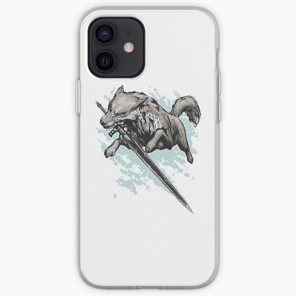 The Swordswolf iPhone Soft Case