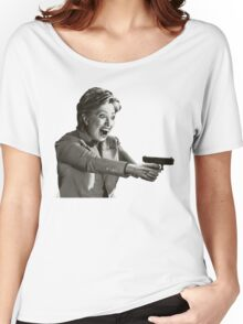 Hillary Master Blaster Women's Relaxed Fit T-Shirt