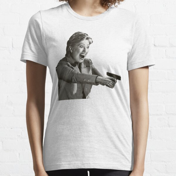 Hillary Master Blaster Essential T-Shirt