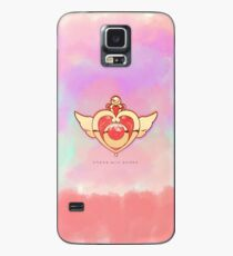Sailor Moon | Crisis Moon Compact (Phone Case) Case/Skin for Samsung Galaxy