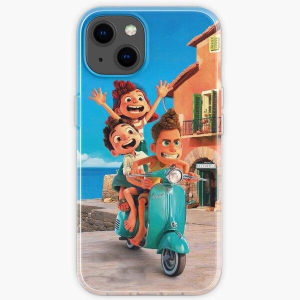 Luca Alberto Giulia Vespa iPhone Soft Case