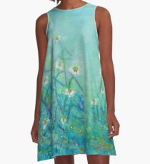 Nature Gift - flowers A-Line Dress