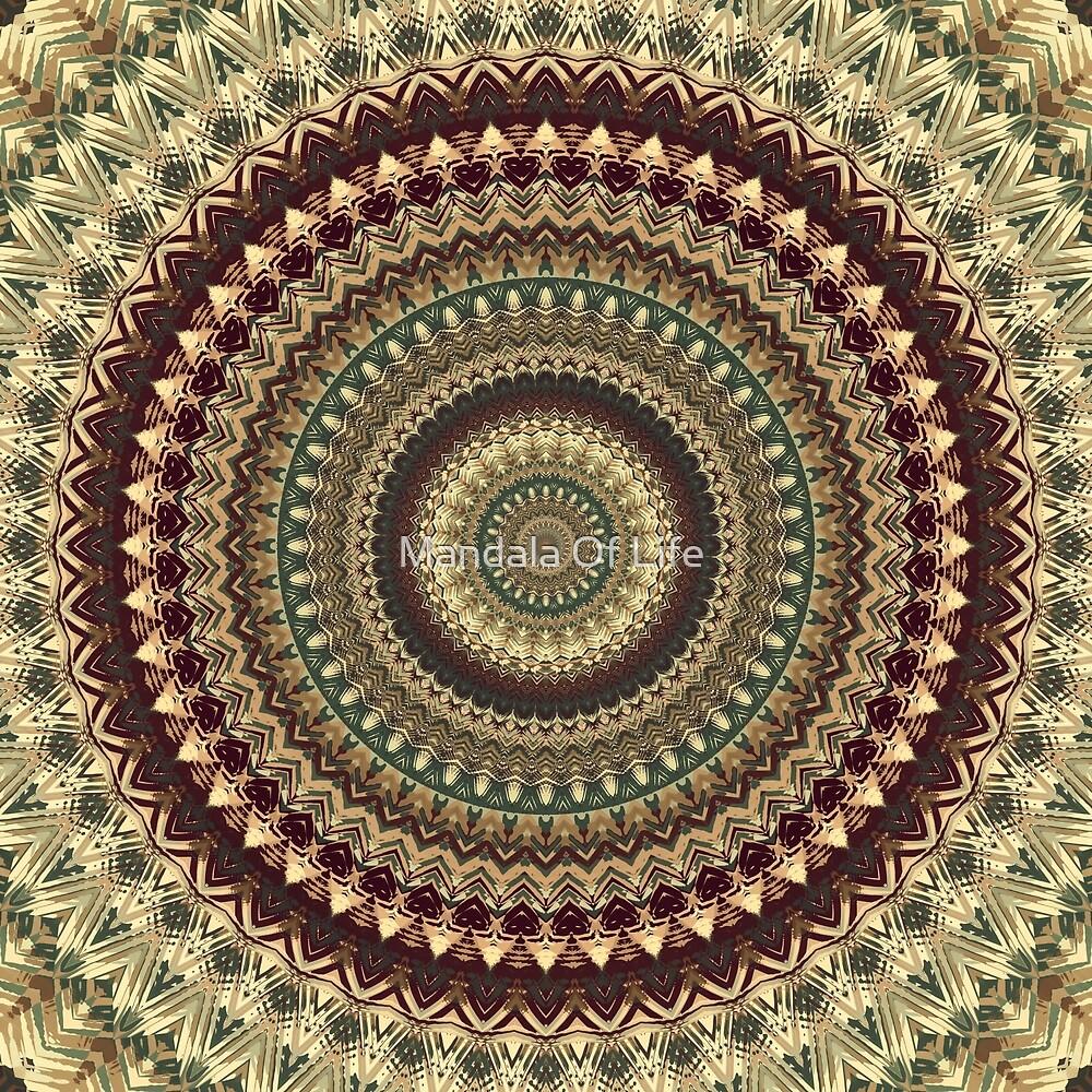 Mandala 148 by PatternsofLife