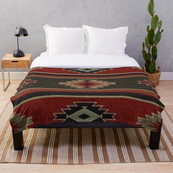 Navajo Throw Blanket