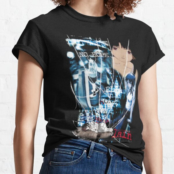Serial Experiments Lain | Perfect Gift Classic T-Shirt