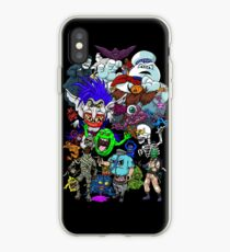I Ain't Afraid Of No Ghost iPhone Case