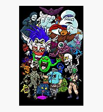 I Ain't Afraid Of No Ghost Photographic Print