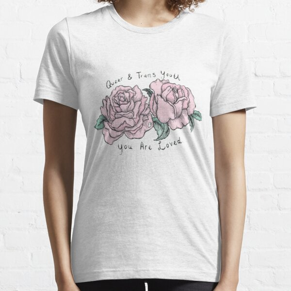 Queer and Trans Youth You Are Loved T-Shirt Essential T-Shirt