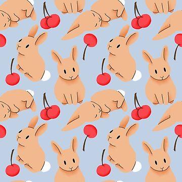 Cherry Bunny by hazelthexton