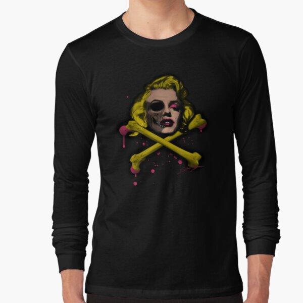 Marilyn Boneroe Long Sleeve T-Shirt