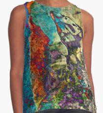 Hidden Monsters Sleeveless Top