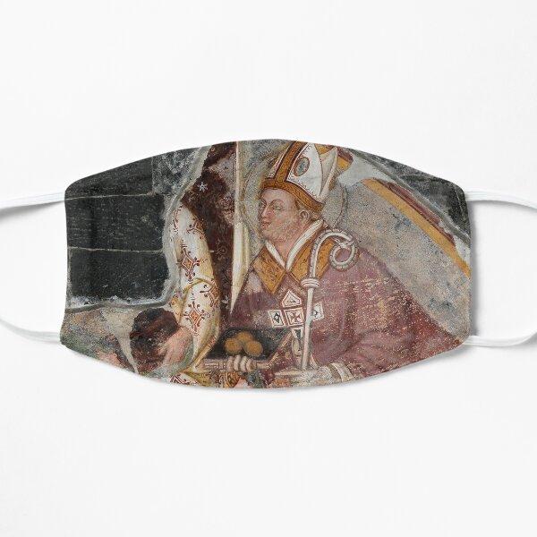 Early Christian bishop, Saint Nicholas of Myra Flat Mask