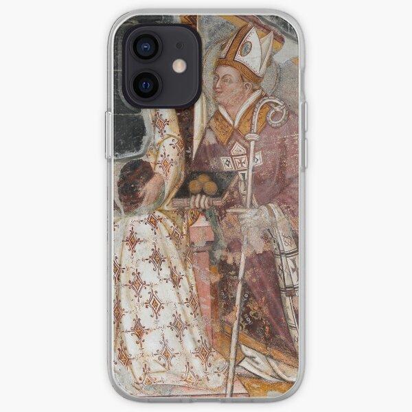 Early Christian bishop, Saint Nicholas of Myra iPhone Soft Case