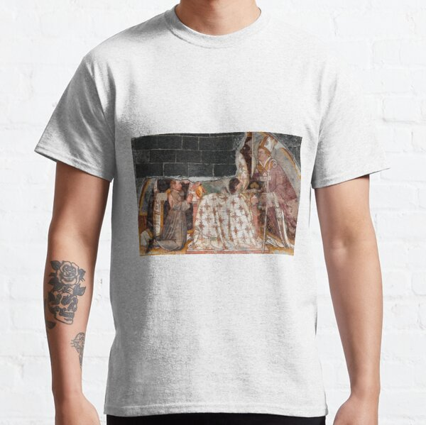 Early Christian bishop, Saint Nicholas of Myra Classic T-Shirt