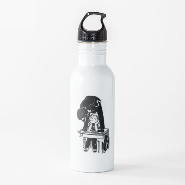 Kawaii toilet bound hanako kun manga design Water Bottle