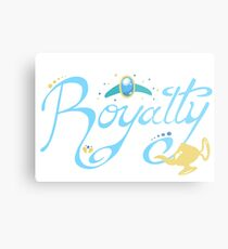 Royalty - Show you the world Metal Print