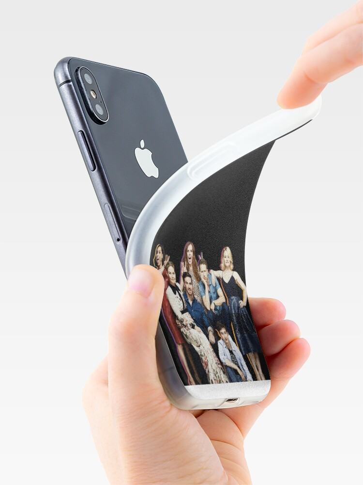Alternate view of Once Upon a Dorks iPhone Cases & Covers