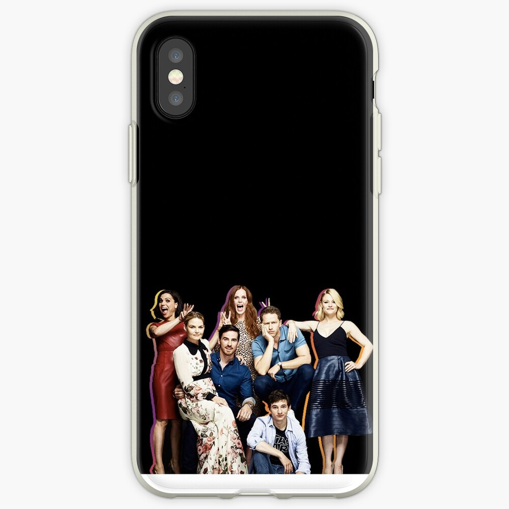 Once Upon a Dorks iPhone Cases & Covers